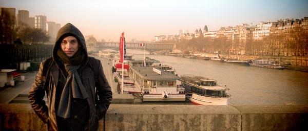 Rio Sena, da Pont d'léna - Paris - Fui e Vou Voltar - Alessandro Paiva
