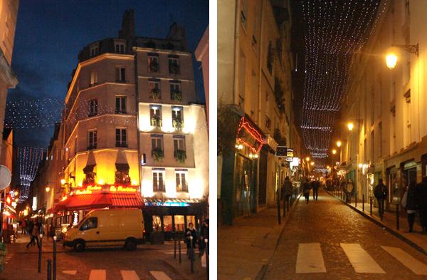Mouffetard com Pot de Fer - Paris