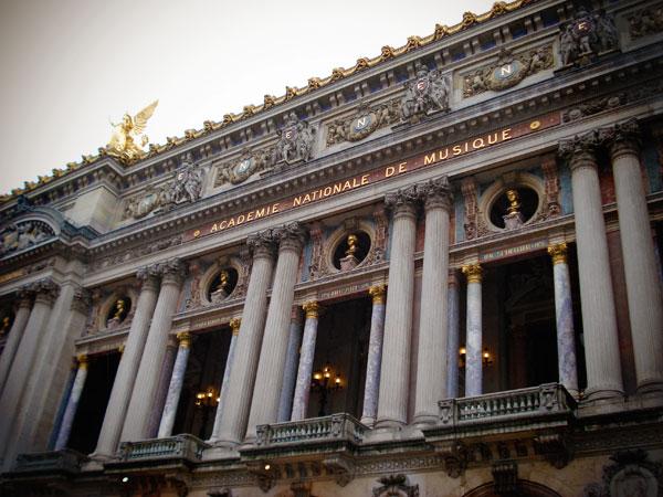 Opéra - Paris - Fui e Vou Voltar - Alessandro Paiva