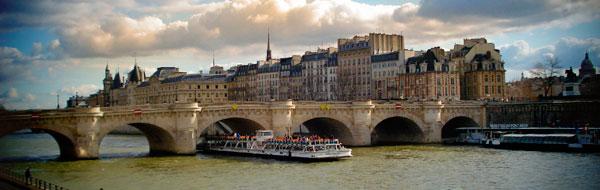 Pont Neuf - Paris - Fui e Vou Voltar - Alessandro Paiva