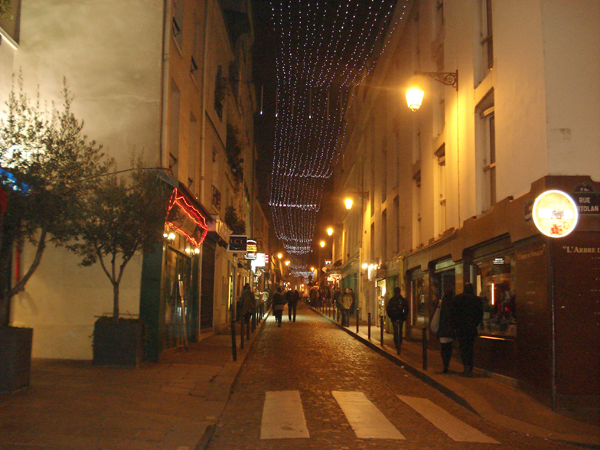 Rue Mouffetard - Paris