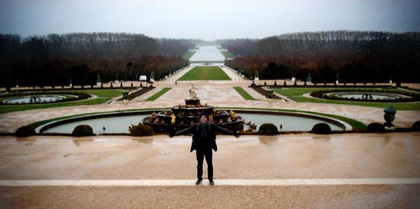 Jardins do Palácio de Versalhes - Paris - Fui e Vou Voltar - Alessandro Paiva