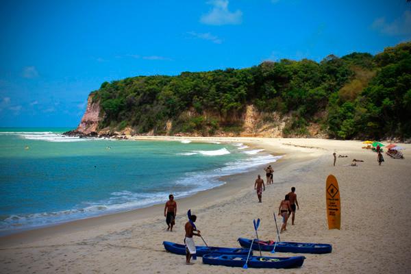 Praia de Ponta do Madeiro - Natal - Fui e Vou Voltar - Alessandro Paiva