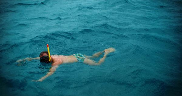 Meu mergulho de snorkel nos parrachos de Maracajaú - Fui e Vou Voltar - Alessandro Paiva