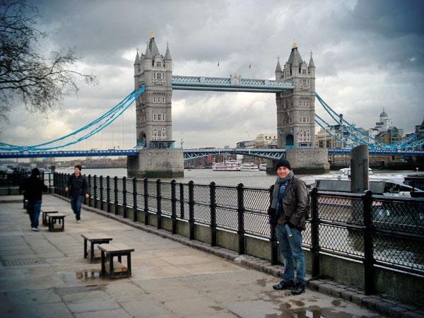 Ponte da Torre - London - Fui e Vou Voltar - Alessandro Paiva