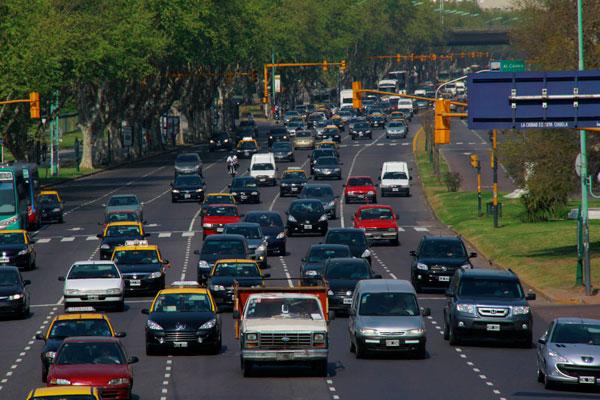 Avenida Presidente Figueroa Alcorta - Buenos Aires - Fui e Vou Voltar - Alessandro Paiva