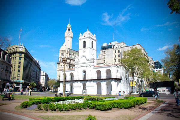 Cabildo de Buenos Aires - Buenos Aires - Fui e Vou Voltar - Alessandro Paiva