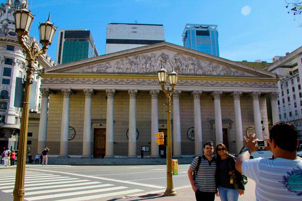 Catedral Metropolitana - Buenos Aires - Fui e Vou Voltar - Alessandro Paiva