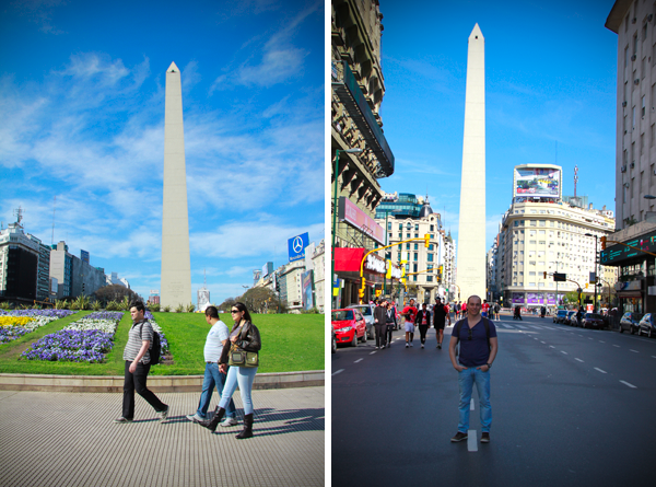 Obelisco - Buenos Aires - Alessandro Paiva