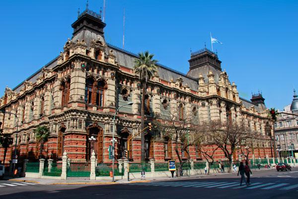 Palacio de Aguas Corrientes - Buenos Aires - Fui e Vou Voltar - Alessandro Paiva