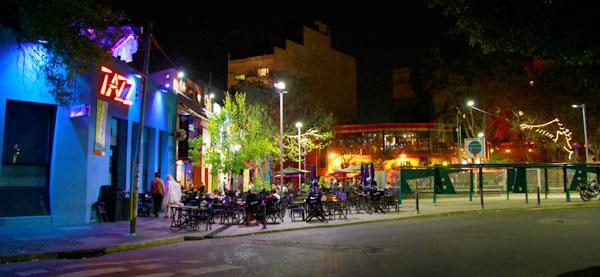 Plaza Serrano - Buenos Aires - Fui e Vou Voltar - Alessandro Paiva