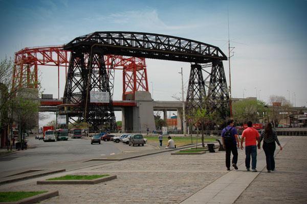 Puente Nicolás Avellaneda - Buenos Aires - Fui e Vou Voltar - Alessandro Paiva