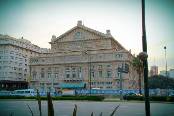Teatro Colón - Buenos Aires - Fui e Vou Voltar - Alessandro Paiva