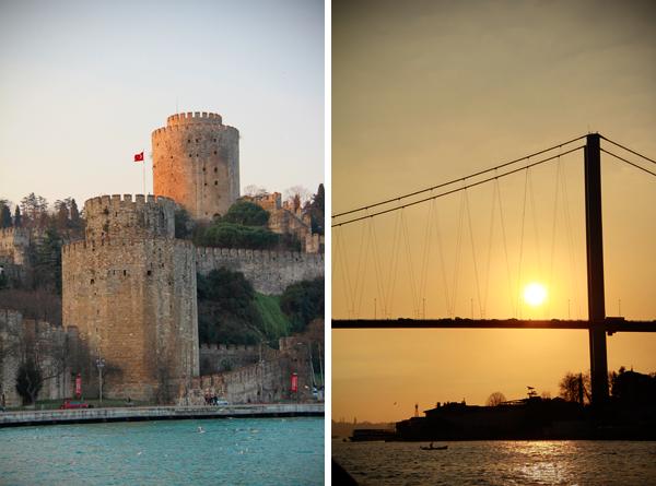 Fortaleza de Rumeli e Ponte do Bósforo - Istambul - Alessandro Paiva