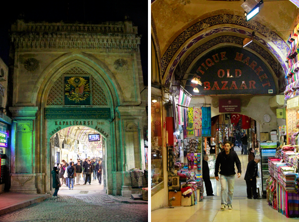 Grande Bazar - Istambul - Alessandro Paiva