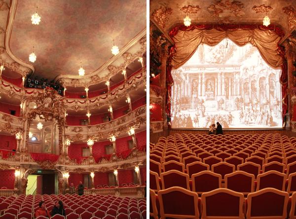 Teatro Cuvilliés, na Residência de Munique - Munique - Alessandro Paiva