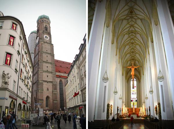 Frauenkirche (Catedral de Nossa Senhora Bendita) - Munique - Alessandro Paiva