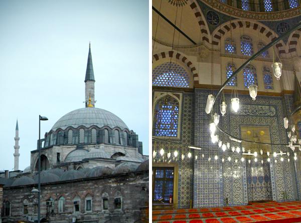 Mesquita Rüstem Paşa - Istambul - Alessandro Paiva