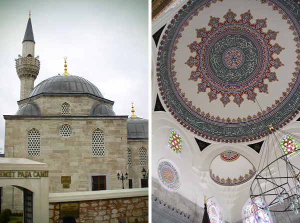 Mesquita Şemsi Paşa, em Üsküdar - Istambul - Alessandro Paiva