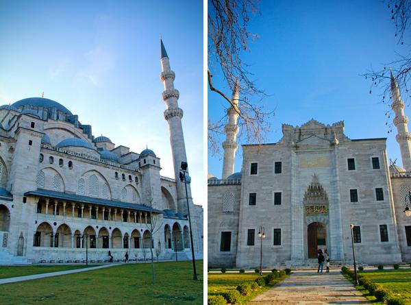 Mesquita Süleymaniye - Istambul - Alessandro Paiva