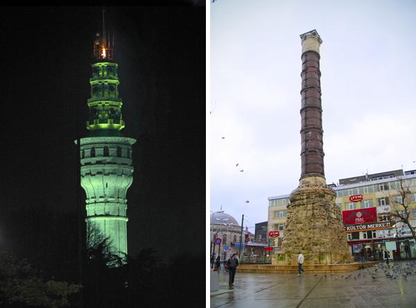 Beyazıt Kulesi e Çemberlitaş - Istambul - Alessandro Paiva