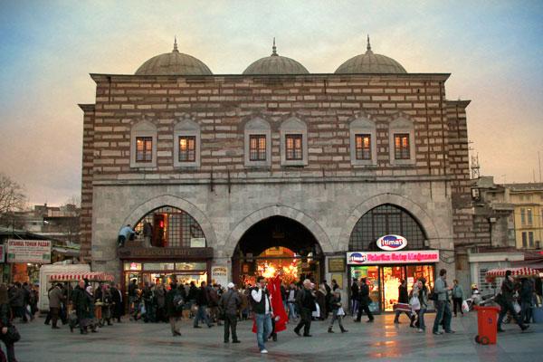 Bazar das Especiarias (Bazar Egípcio) - Istanbul - Fui e Vou Voltar - Alessandro Paiva