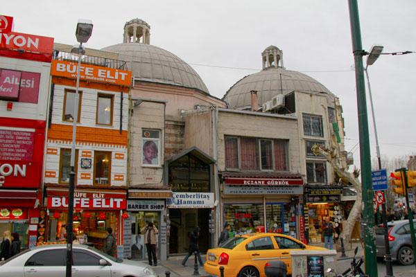Banho turco Çemberlitaş Hamamı - Istanbul - Fui e Vou Voltar - Alessandro Paiva