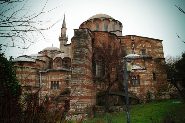 Igreja de São Salvador em Chora (Kariye Kilisesi) - Istanbul - Fui e Vou Voltar - Alessandro Paiva