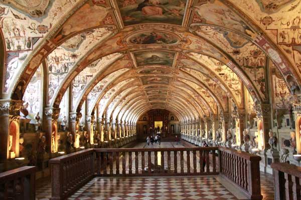 Antiquarium da Residência de Munique - München - Fui e Vou Voltar - Alessandro Paiva