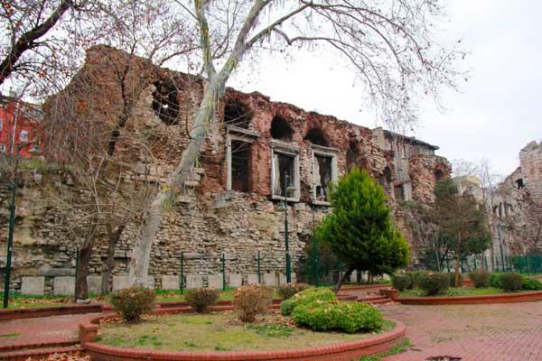 Palácio de Bucoleão - Istanbul - Fui e Vou Voltar - Alessandro Paiva