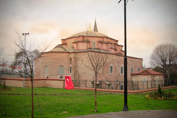 Pequena Santa Sofia - Istanbul - Fui e Vou Voltar - Alessandro Paiva