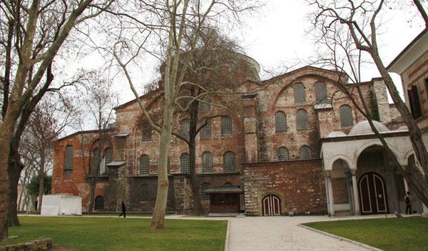 Igreja de Santa Irene (Aya Irini Kilisesi) - Istanbul - Fui e Vou Voltar - Alessandro Paiva