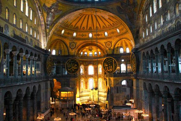 Santa Sofia - Istanbul - Fui e Vou Voltar - Alessandro Paiva