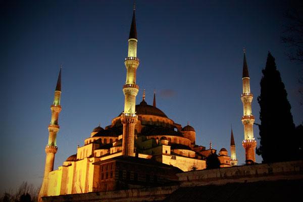 Santa Sofia vista do Bazar Arasta - Istanbul - Fui e Vou Voltar - Alessandro Paiva