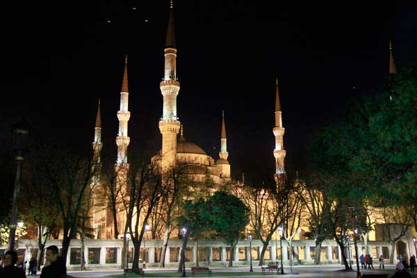Mesquita de Sultanahmet (Mesquita Azul) - Istanbul - Fui e Vou Voltar - Alessandro Paiva
