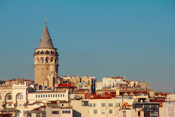 Torre de Gálata - Istanbul - Fui e Vou Voltar - Alessandro Paiva