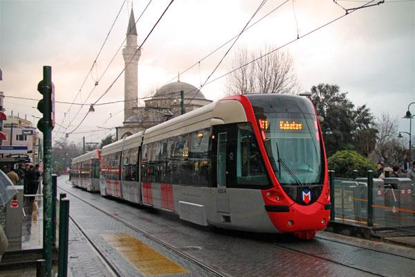 Tram (Tramvay) - Istanbul - Fui e Vou Voltar - Alessandro Paiva