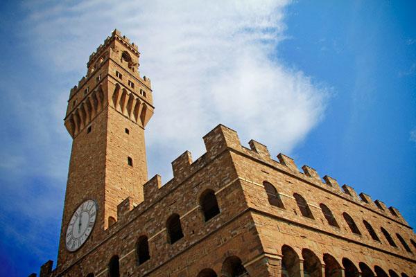 Palazzo Vecchio - Firenze - Fui e Vou Voltar - Alessandro Paiva