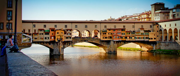 Ponte Vecchio - Firenze - Fui e Vou Voltar - Alessandro Paiva