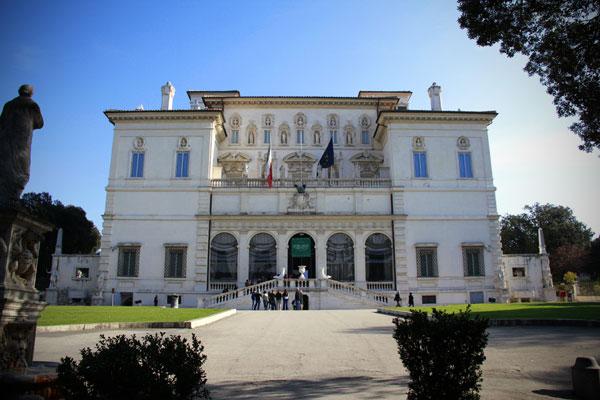 Villa Borghese Pinciana - Roma - Fui e Vou Voltar - ALessandro Paiva