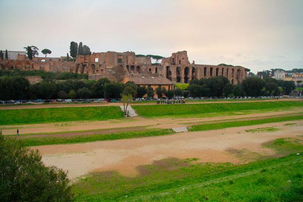 Circo - Massimo - Roma - Fui e Vou Voltar - Alessandro Paiva