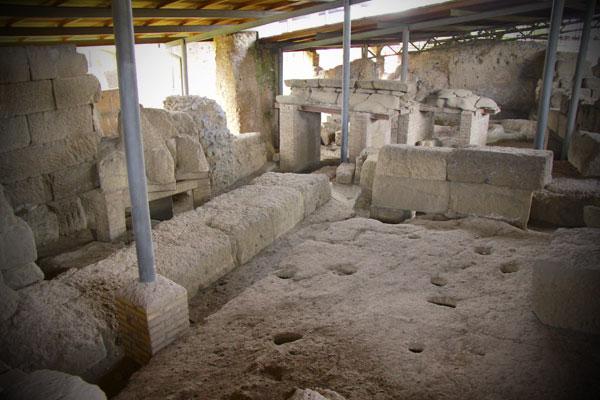 Casa de César Augusto, no Palatino - Roma - Fui e Vou Voltar - Alessandro Paiva