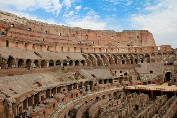 Coliseu de Roma - Fui e Vou Voltar - Alessandro Paiva