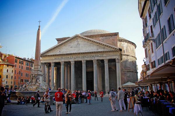 Panteão de Roma - Fui e Vou Voltar - Alessandro Paiva