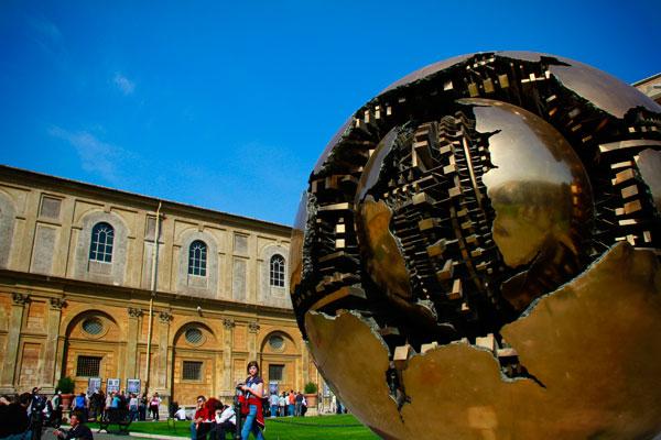 Esfera na Esfera - Roma - Fui e Vou Voltar - Alessandro Paiva