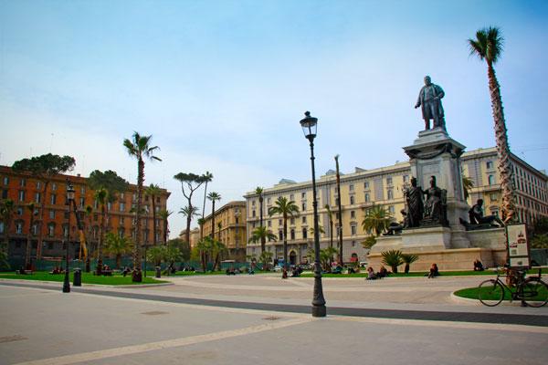 Piazza Cavour - Roma - Fui e Vou Voltar - Alessandro Paiva