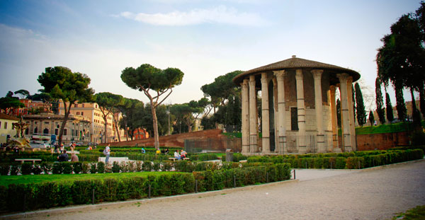 Tempo de Vesta - Roma - Fui e Vou Voltar - Alessandro Paiva