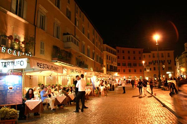 Piazza Navona - Roma - Fui e Vou Voltar - Alessandro Paiva