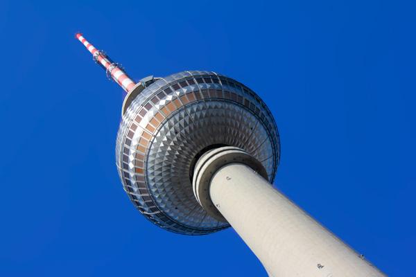 Berliner Fernsehturm - Berlin - Fui e Vou Voltar - Alessandro Paiva