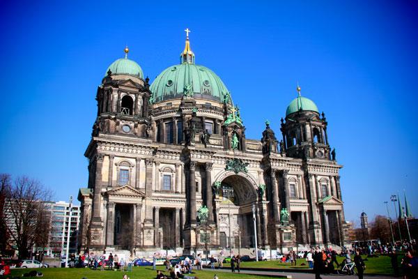 Berliner Dom (Catedral de Berlim) - Berlin - Fui e Vou Voltar - Alessandro Paiva